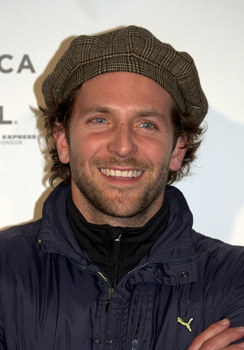 Bradley Cooper at TriBeca in 2009.