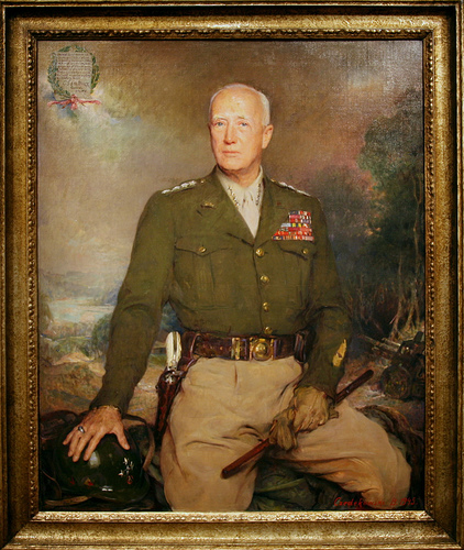 General Patton, from Flickr Creative Commons, attr. to clif1066